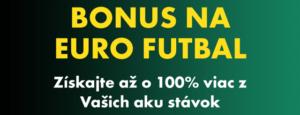 Bet365 bonus za euro futbal