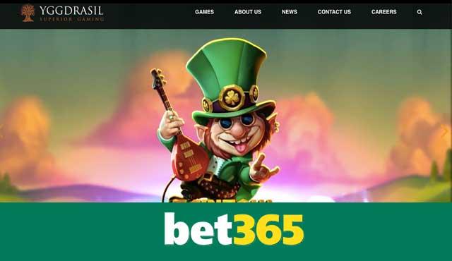 Bet365 & Yggdrasil