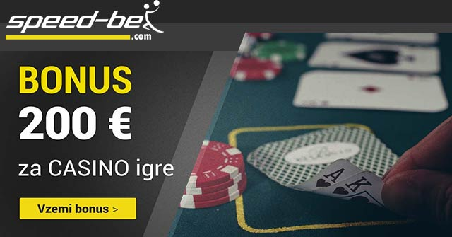 Speed-bet igre - bonus Slovenia