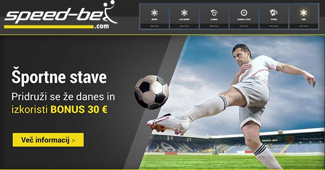 Speed-bet sport